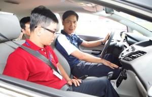 Học lái xe tại quận 7