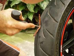 Những lưu ý khi sử dụng lốp xe không ruột của xe máy