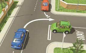 Kỹ thuật lái xe ô tô (Phần 6)