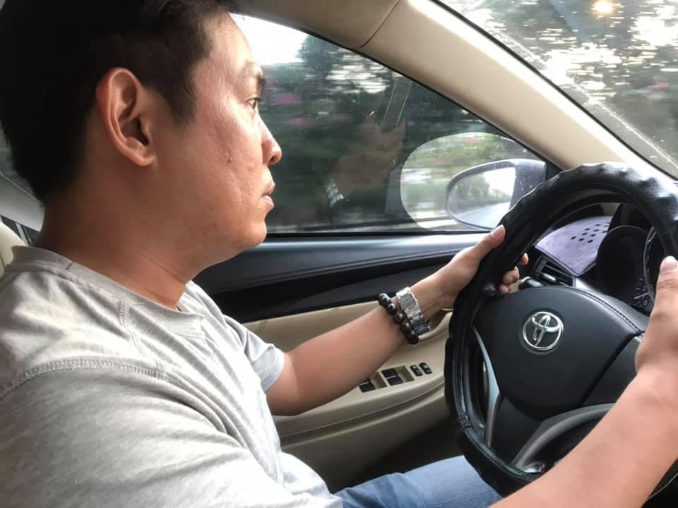 Thực hành lái xe đường trường khu vực Quận 12 - Quốc Lộ 22