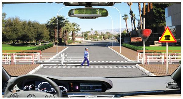 Câu 596: Xe của bạn đang di chuyển gần đến khu vực giao cắt với đường sắt, khi rào chắn đang dịch chuyển, bạn điều khiển xe như thế nào là đứng quy tắc giao thông?